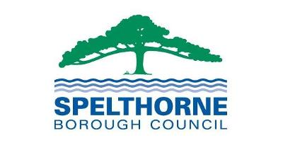 Spelthorne Council logo