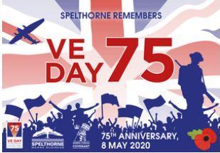 Spelthorne Remembers - VE Day 75