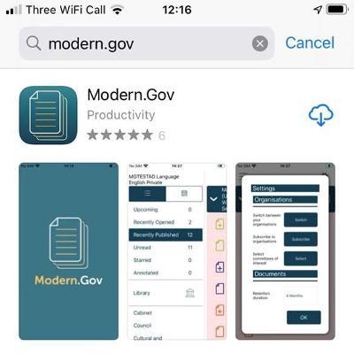 Modern.gov image