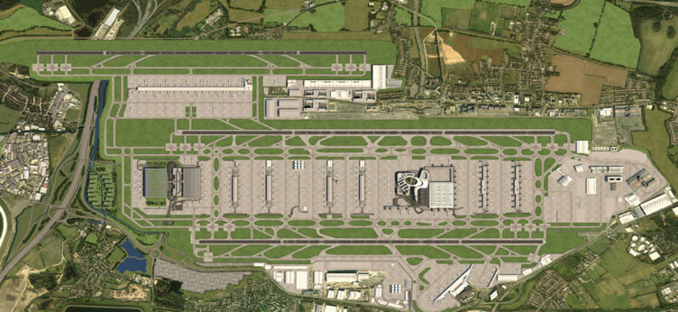 Heathrow expansion image1